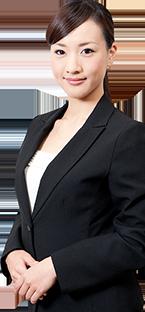 女性スタッフのイメージ